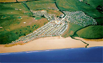 Freshwater Beach Holiday Park, Bridport, Dorset.