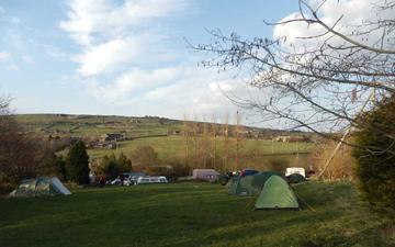 Hebden Bridge Camping, West Yorkshire