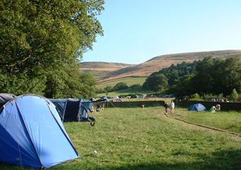 Upper Booth, near Castleton, Peak District